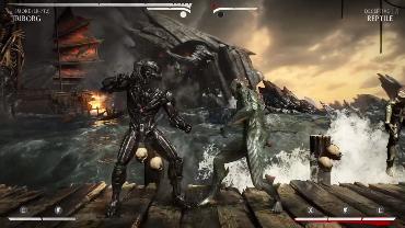 The Kraken Achievement in Mortal Kombat X