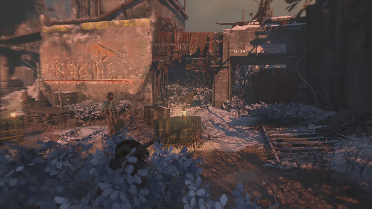 Sidd Tesla playing Rise of the Tomb Raider