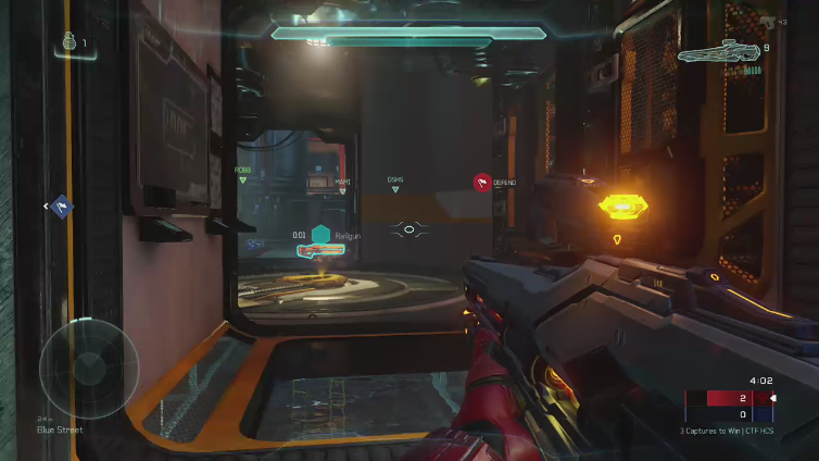Voidins playing Halo 5: Guardians