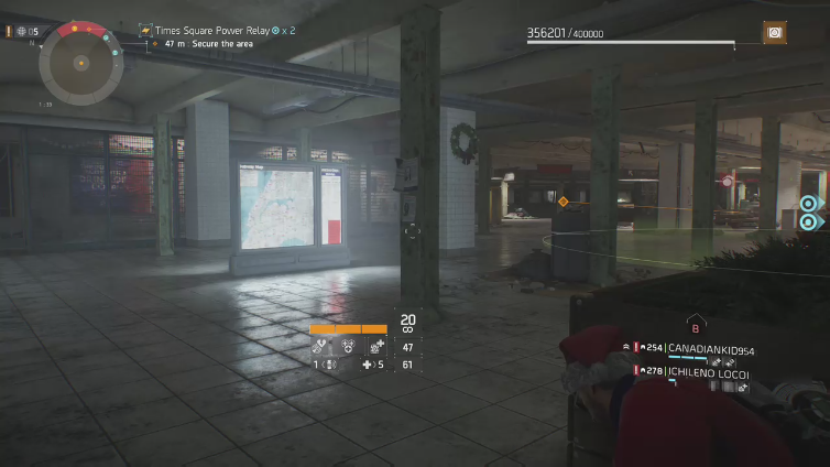 xX RUNNA Xx playing Tom Clancy's The Division