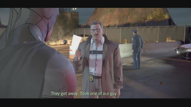ReaperComb playing BATMAN – The Telltale Series