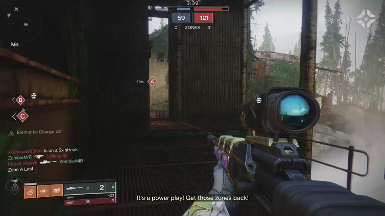rob4jack playing Destiny 2
